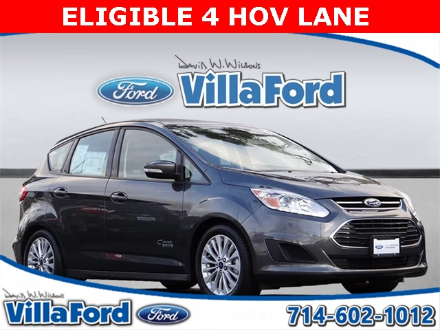 Certified Pre Owned 2017 Ford C Max Energi Se