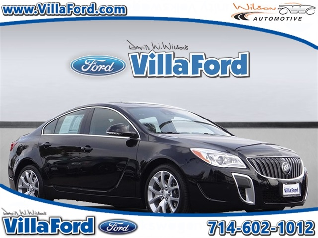 Pre Owned 2017 Buick Regal Gs