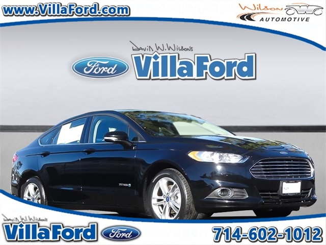 Certified Pre Owned 2016 Ford Fusion Hybrid Se