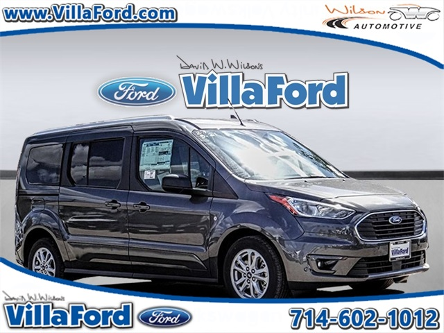 New 2019 Ford Transit Connect XLT FWD Passenger Van