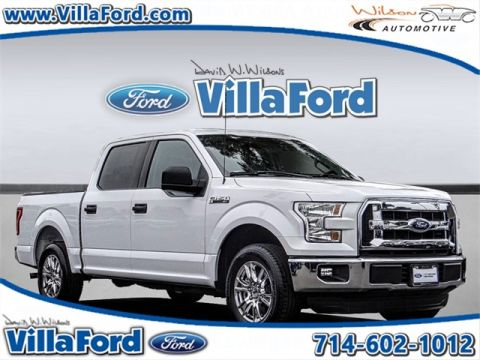 certified pre owned 2018 ford f 150 xlt 4d supercrew in orange 00r13561 david wilson 39 s villa ford. Black Bedroom Furniture Sets. Home Design Ideas