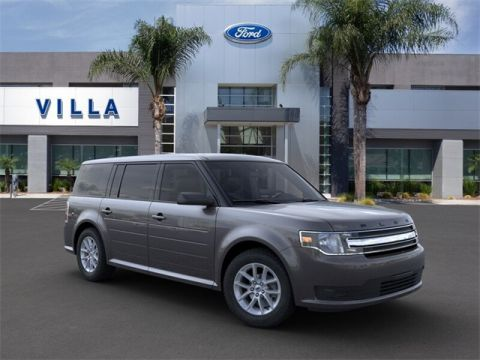 Auto Villa Outlet >> New Ford Flex In Orange David Wilson S Villa Ford