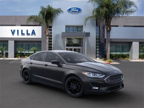 New Ford Fusion in Orange | David Wilson's Villa Ford